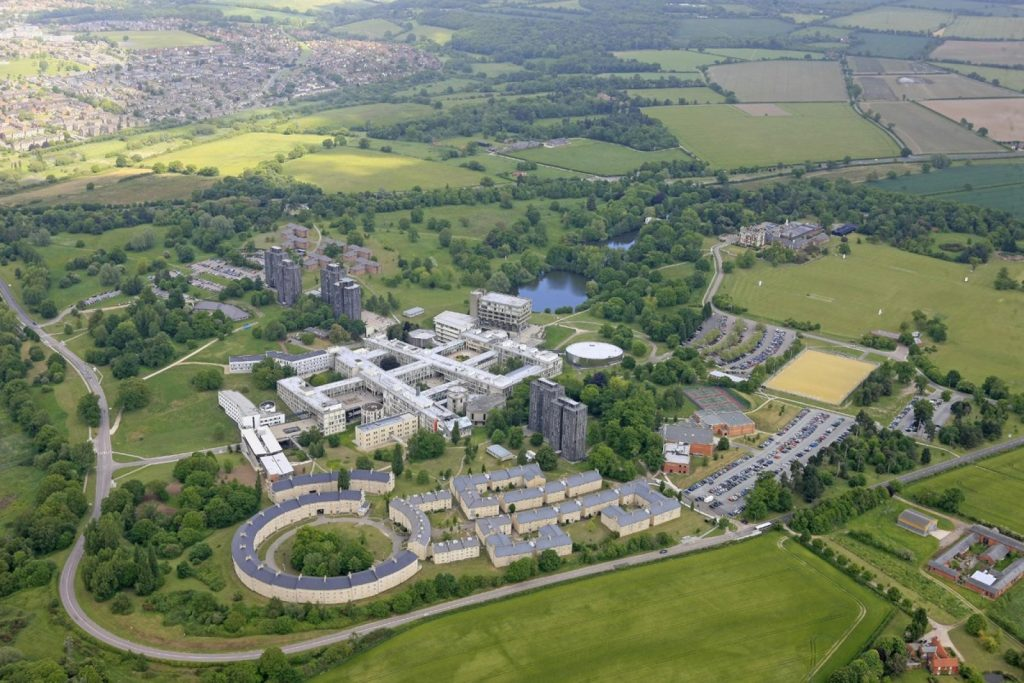 University Of Essex Campus Tour