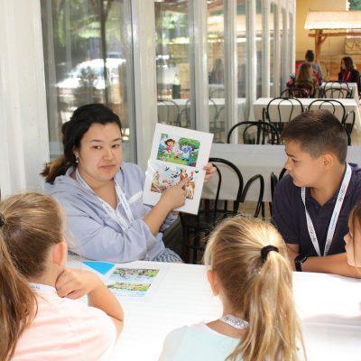 angloville kids programme
